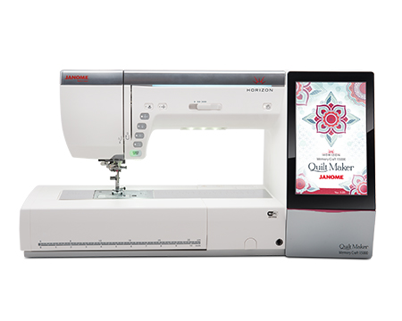Horizon Quilt Maker Memory Craft 15000